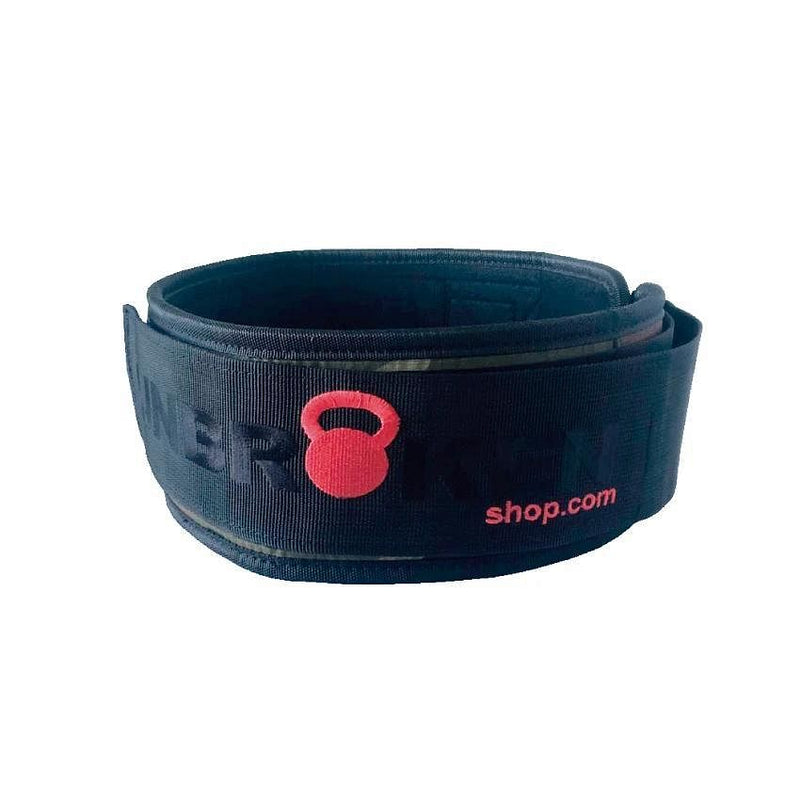 crossfit weight lifting belt black