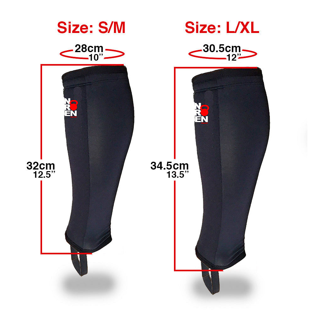 Shin Calf Protection sleeve