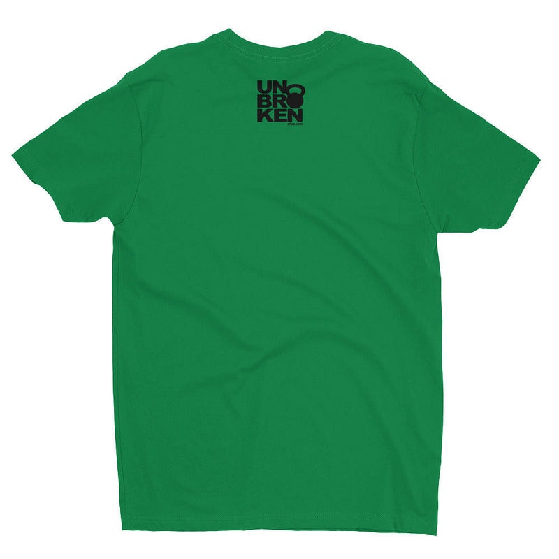 crossfit T shirt Green