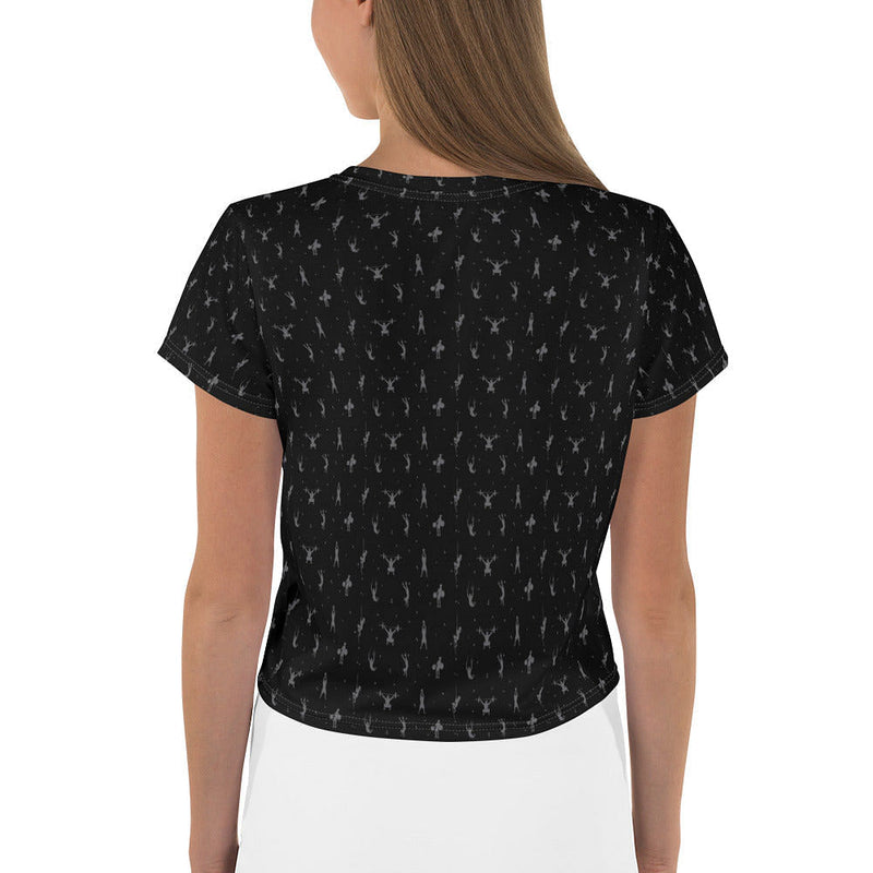 black women's shirt