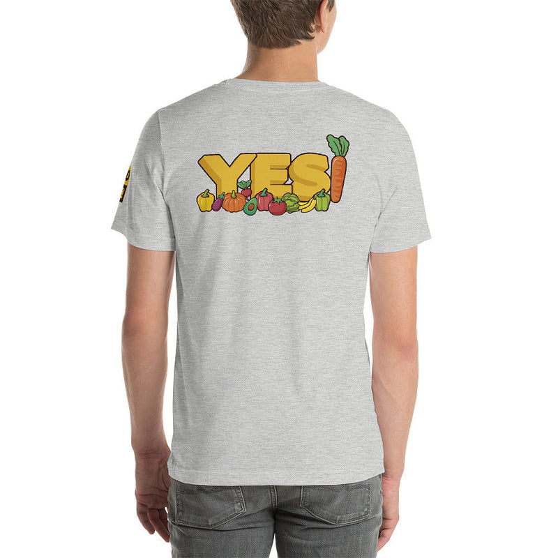 WOD T-shirt Don't Yes