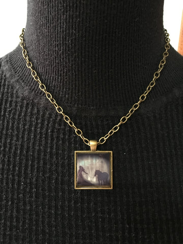 Best Friends Necklace-short