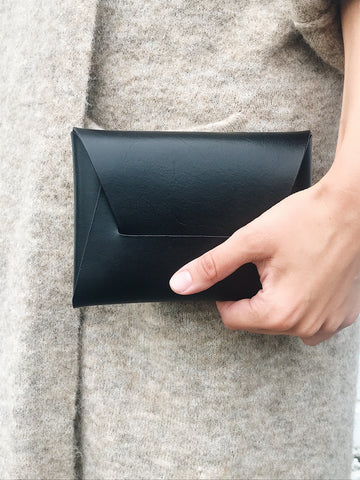 Stella Soomlais Clutch Bag Navy
