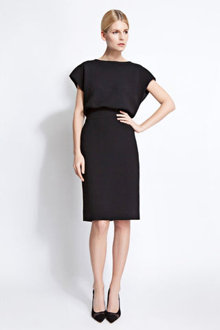 Amal Short Dolman Sleeve Dress