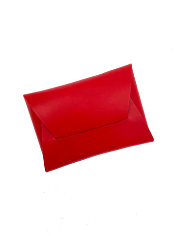 Stella Soomlais Clutch Bag Red