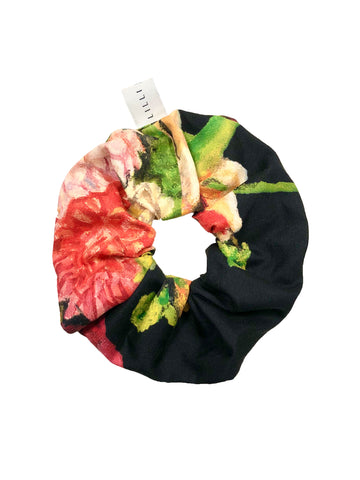 Scrunchie in a Pouch Bag