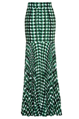Selena Maxi Skirt with Pleats
