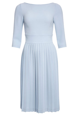 Kate Pleated Cocktail Dress