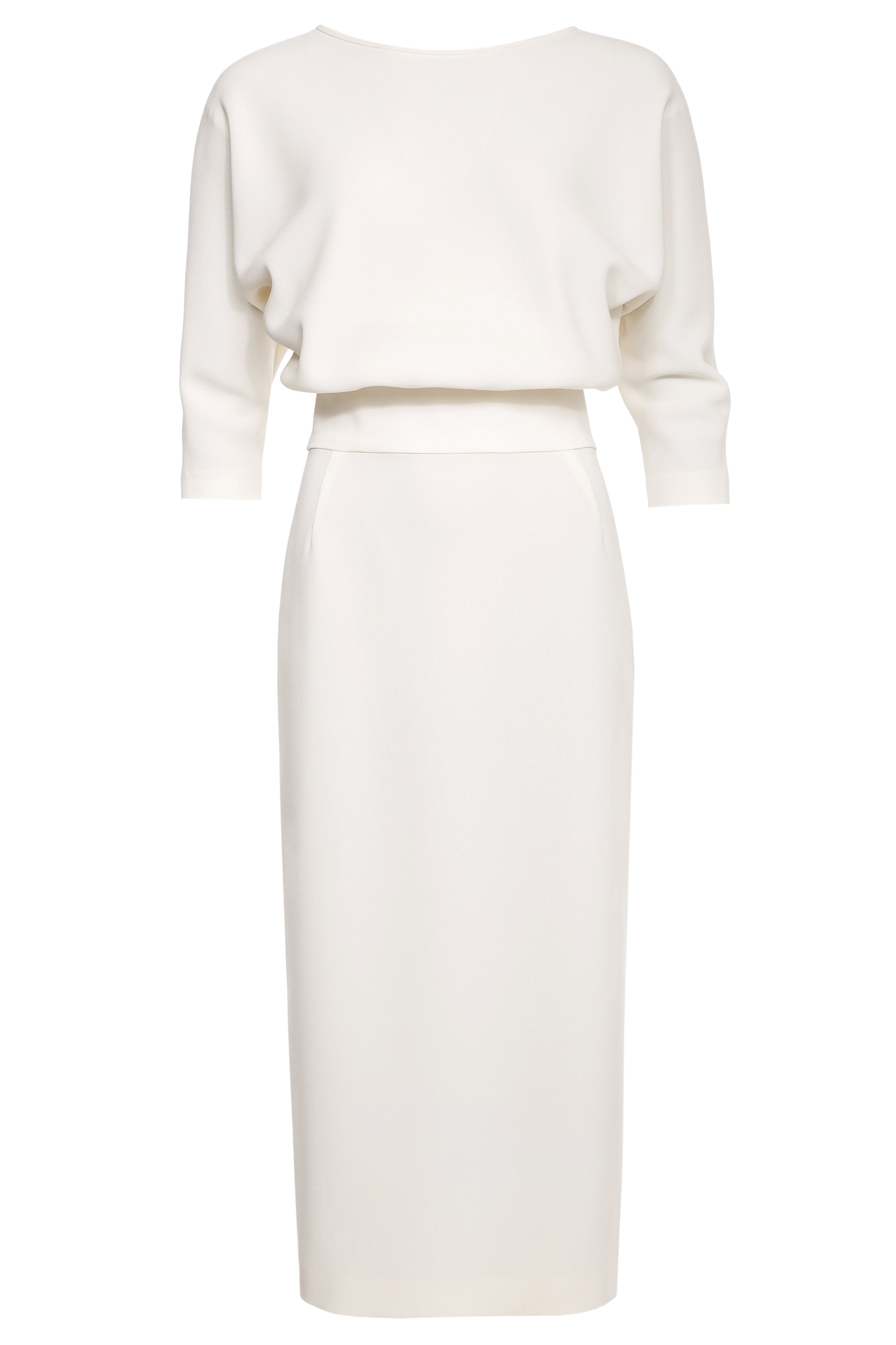 Adele Long Sleeve Midi Dress