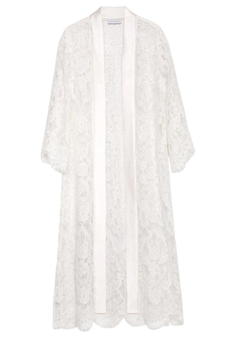 Yara Lace Robe