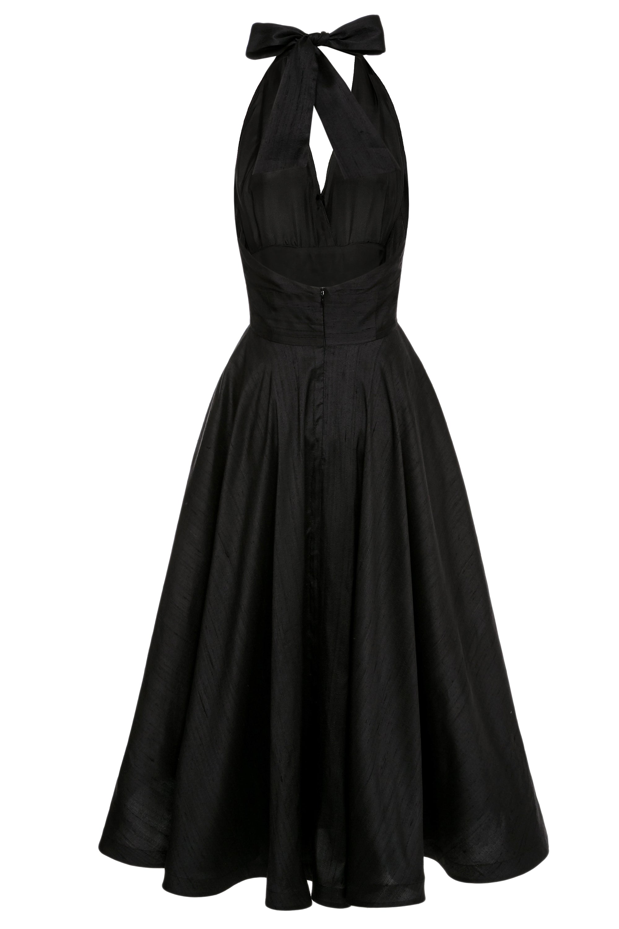 The Cannes Dress Black