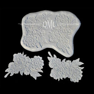 Flower Spray Lace Mold