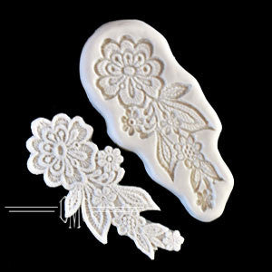 Flower-Lace Mold
