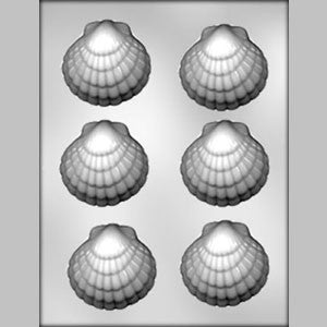 Seashell Clam Mold