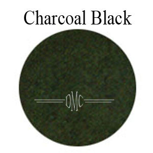 Charcoal Black/Licorice