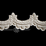 Compound Scallop Lace
