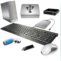 Mice, Keyboards and Input Devices