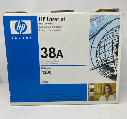 HP Laserjet Print Cartridge Q1338A