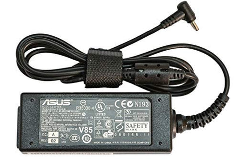 New Genuine Asus 40W 19V ~ 2.1A 40W AC Adapter with Cord ADP-40HH AD6630 (Renewed)