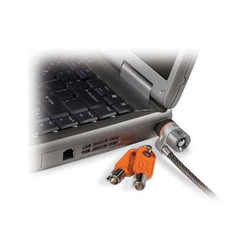 Kensington 64068F MicroSaver Notebook Lock and Security Cable (PC/Mac) PC, Personal Computer