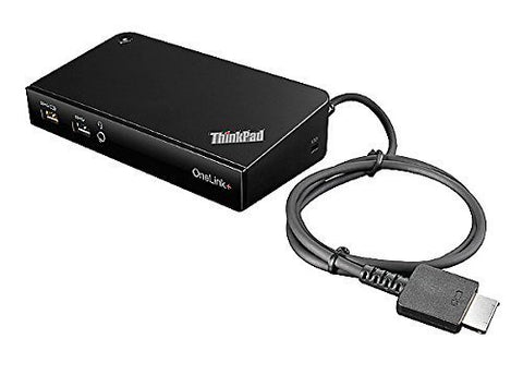 Lenovo Onelink+ Docking Station for Select ThinkPad Models (Renewed)