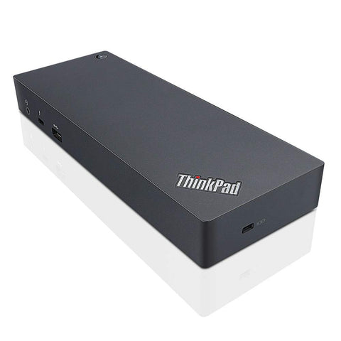 Lenovo Thinkpad Thunderbolt 3 Docking Station (Renewed)