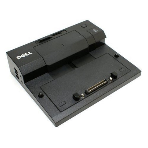 Dell PR03X USB 2.0 Docking Station (Genuine) (Renewed)