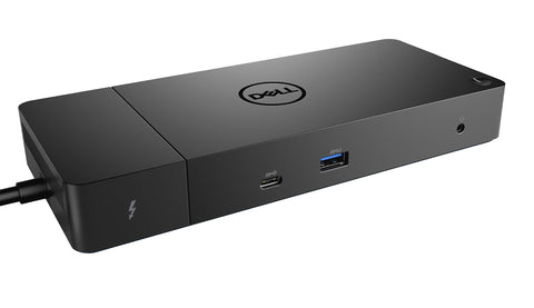 Dell WD19TB Thunderbolt Docking Station with 180W AC Power Adapter (Renewed)