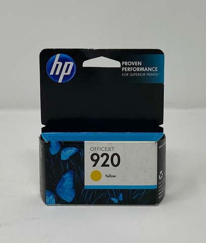 HP Officejet 920 Yellow