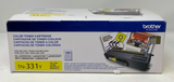 Brother Color Toner Cartridge TN-331Y Yellow