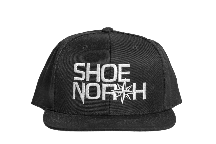 Shoe North Hat (Snapback)