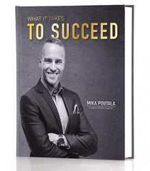 What It Takes To Succeed - Mika Poutala (English/Hardcover)