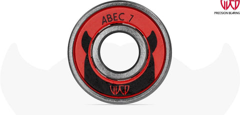ABEC 7 Freespin Bearings