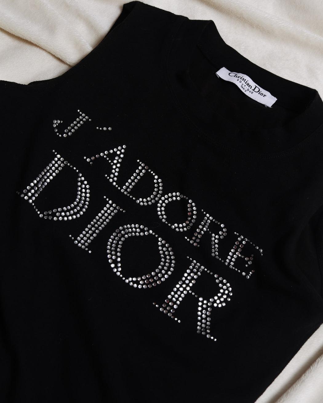 J'adore Dior Diamante Tank Top