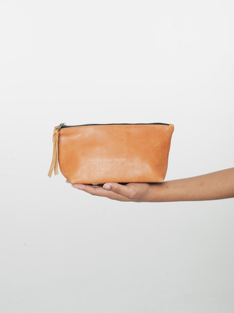 ABLE Elsi Pouch in Cognac