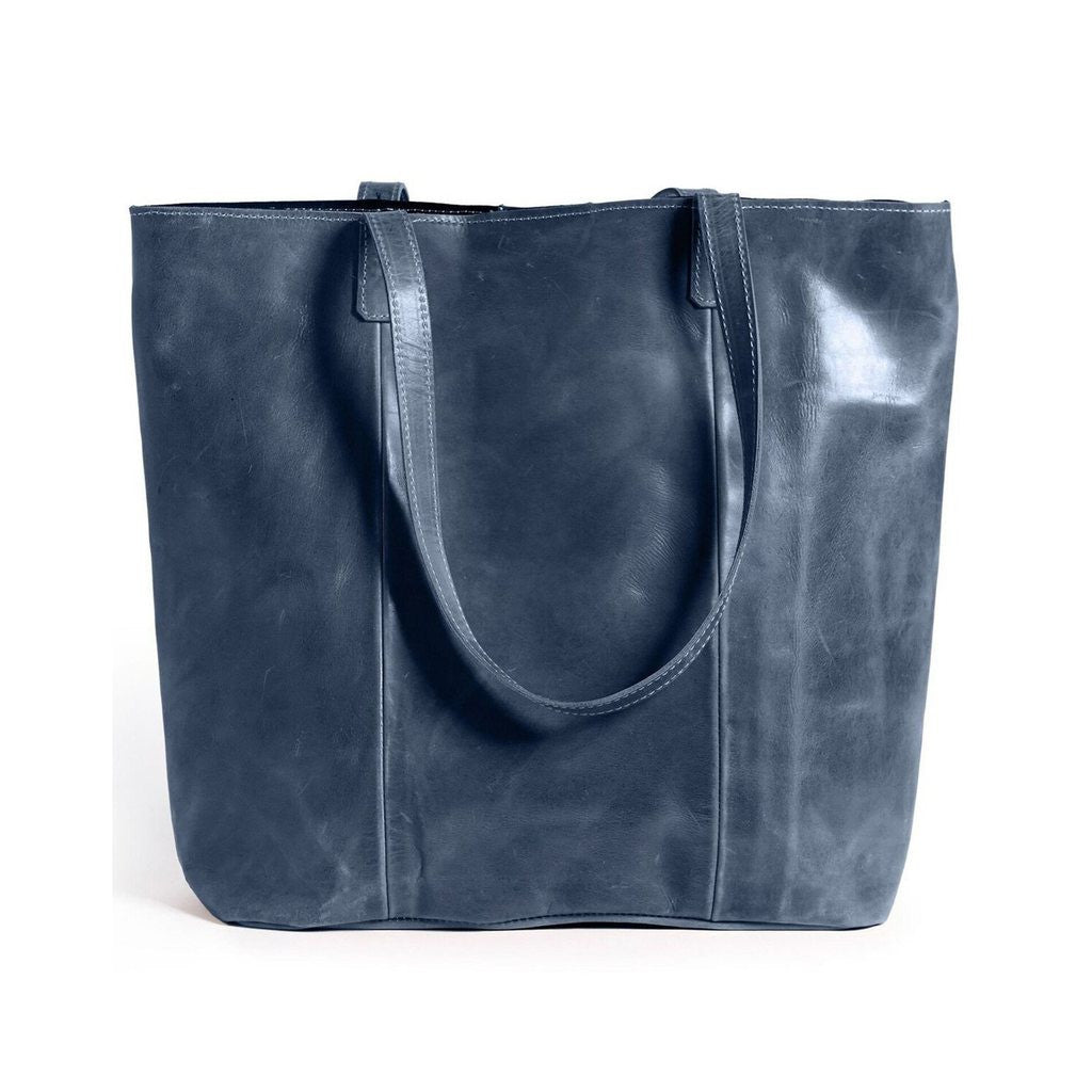 FASHIONABLE Zemen Leather Tote