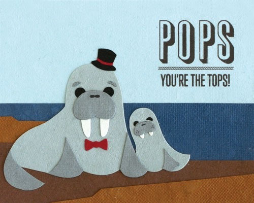 Good Paper Pops You're the Tops