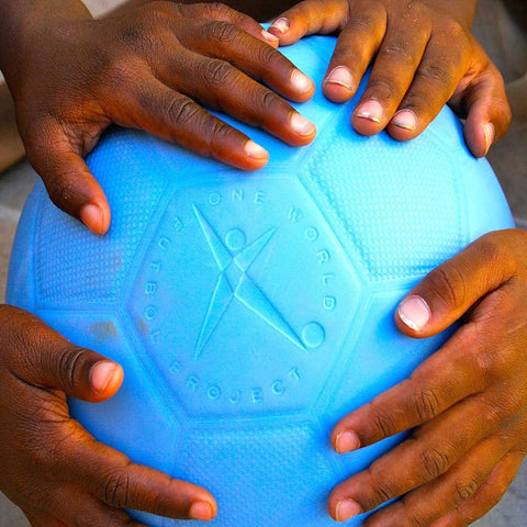 One World Soccer Ball