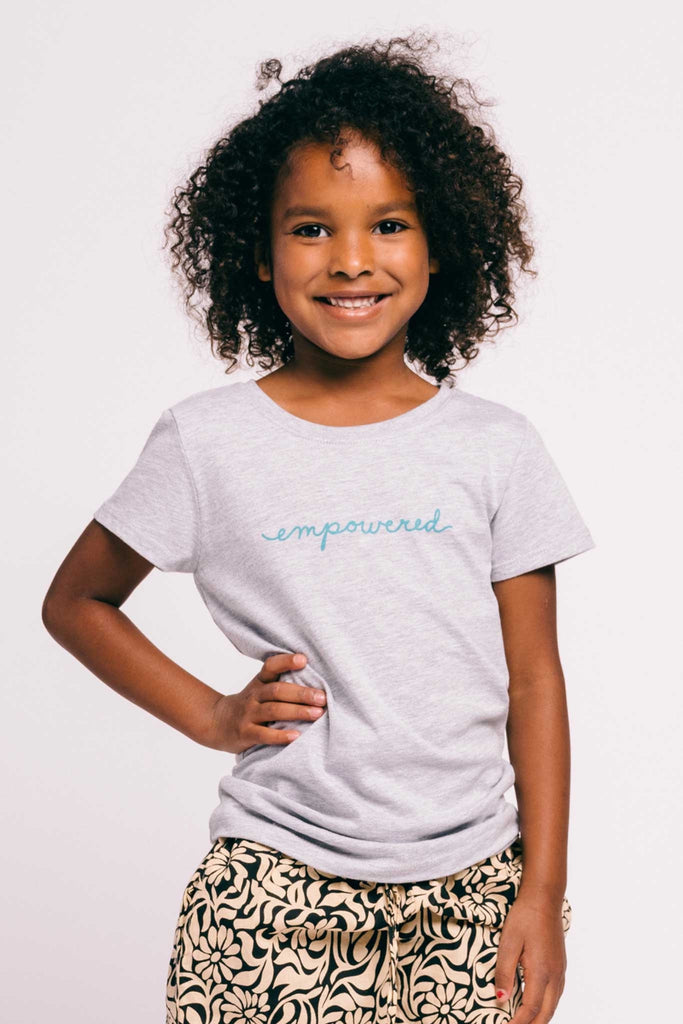 Sudara Girl's Empowered Tee
