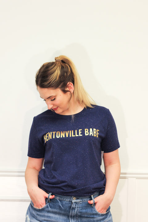 Remedy Road Bentonville Babe Tee