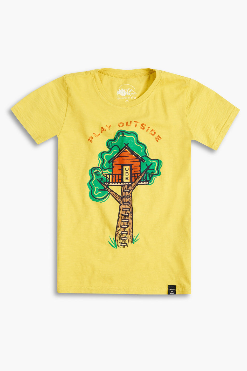 UBB Kids Treehouse Tee