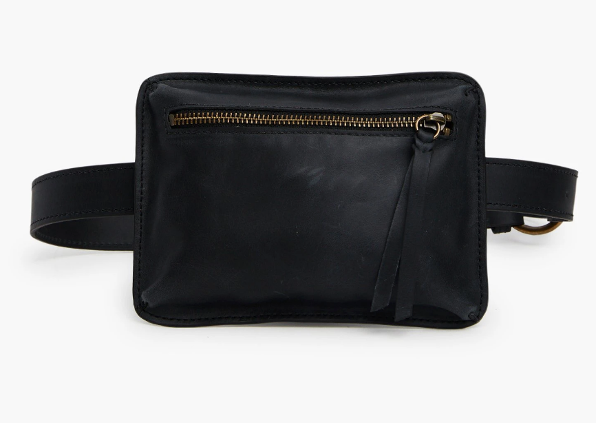 ABLE Elvia Zip Belt Bag