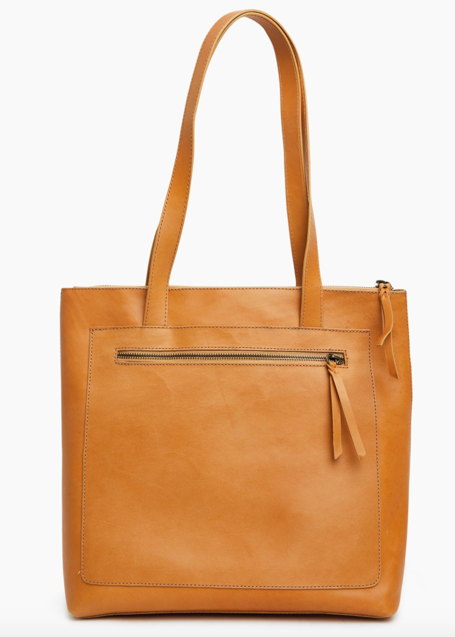 Elvis Top Zip Tote