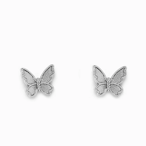 Butterfly In Flight Earring