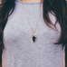 The Shine Project Arrowhead Necklace
