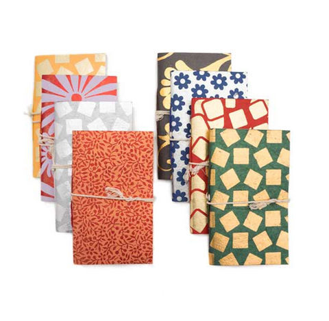 MATR BOOMIE Metallic Mini Journals - Assorted