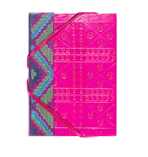 MATR BOOMIE Traveler's Journal - Pink