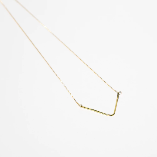 Tribe Alive Wishbone Pendant Necklace