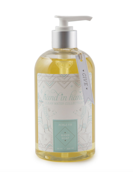 Hand in Hand Liquid Soap - Noble Fir