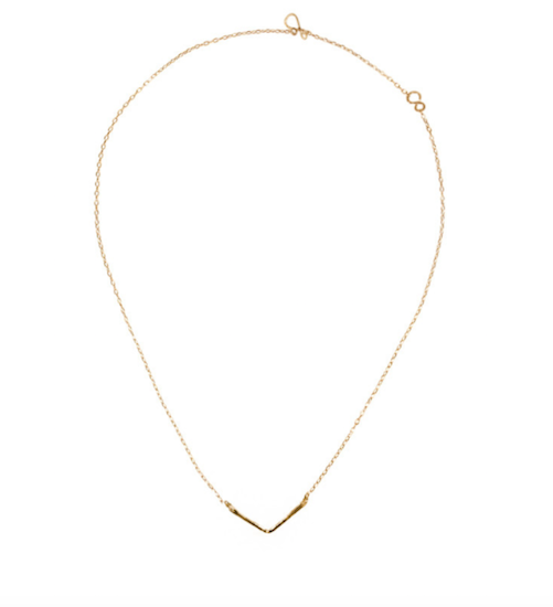 Purpose Jewelry Journey Necklace - Brass